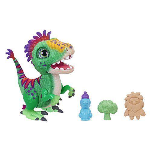 Fur Real Munchin Rex Dinosaur