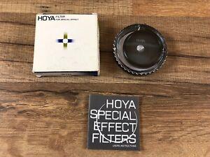 Hoya-49-mm-PL-Polarisant-Objectif-Filtre-Appareil-Photo-Avec-Boite-Papiers
