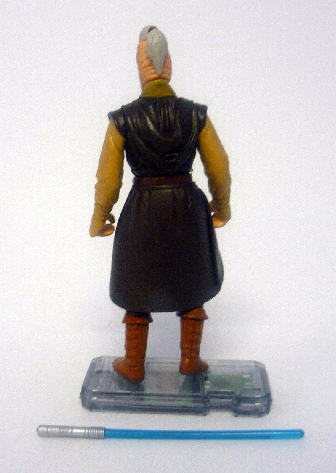 StarWars collection : Star Wars Ki-Adi-Mundi Épisode I Action Figurine Complet C9 + 1999