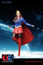 1/6 12 inch Five Star Toys SUPER GIRL Supergirl Kara Jor El In Hand MIB FS001