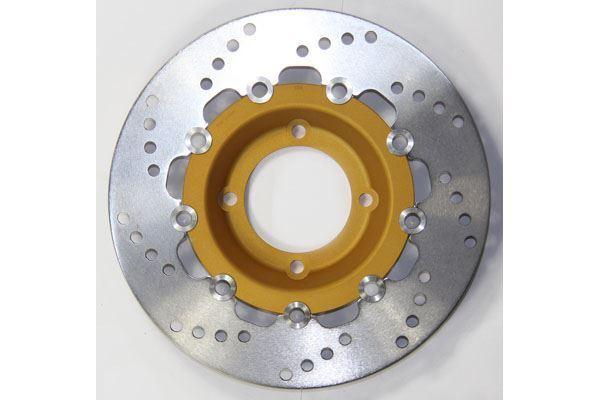 Para Ducati 750 Ss (4 Tornillos Disco Soporte) (Aviso T 75>76 EBC Izquierdo