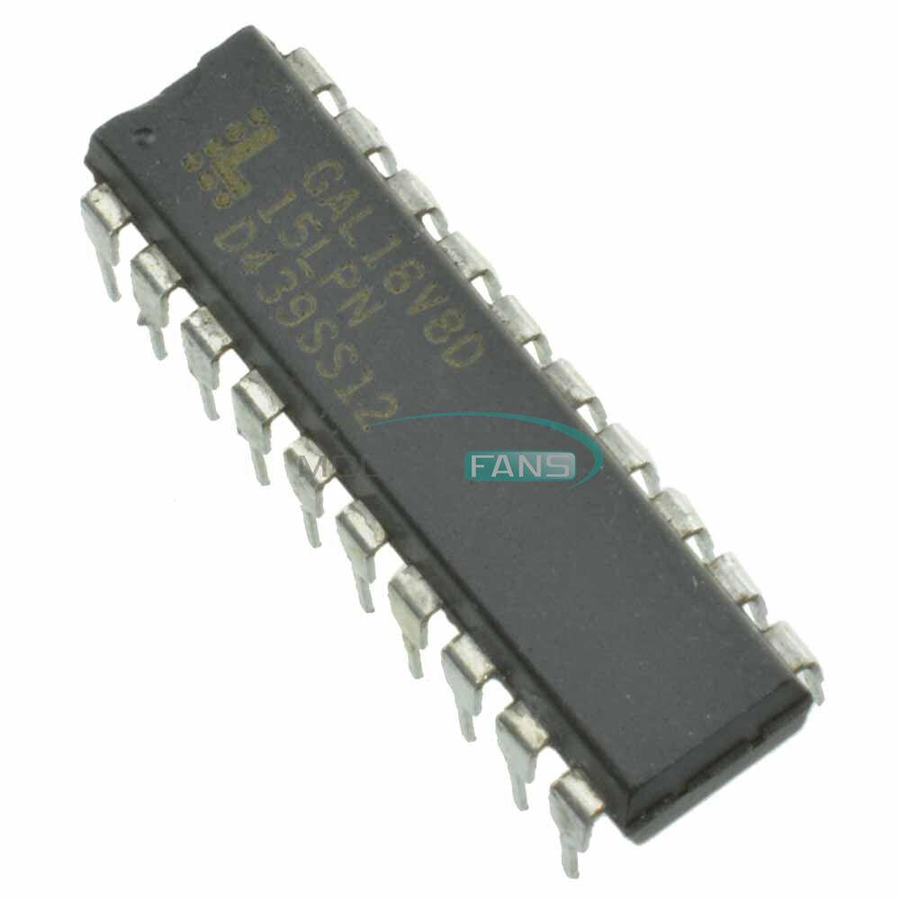 5 Stücke GAL16V8D GAL16V8D-15LPN DIP-20 New Ic or