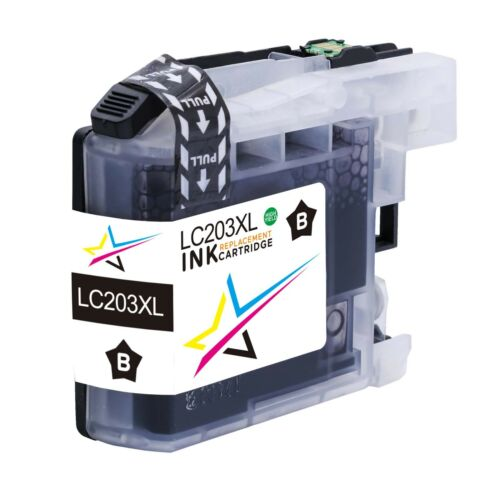 LC203 XL Ink Cartridges for Brother LC201 MFC-J485dw MFC-J5720DW MFC-J4420DW Lot