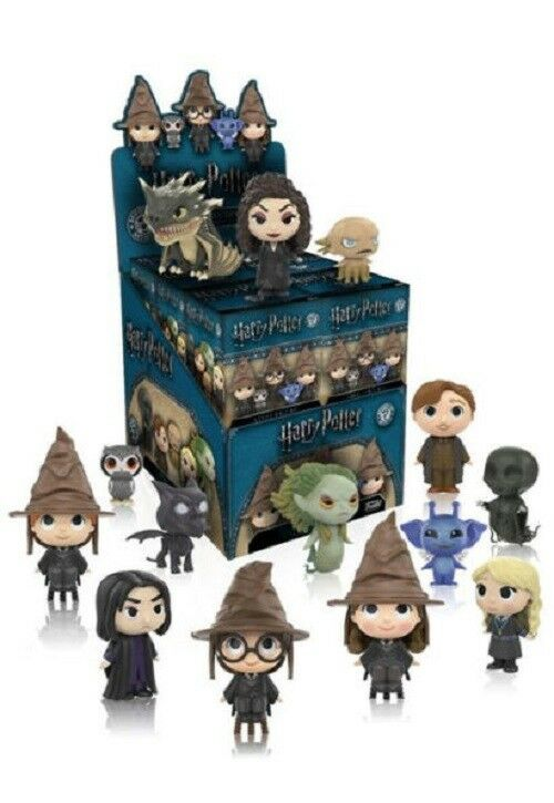 NEW  Funko Mystery Mini Blind Boxes Set of 12 HARRY POTTER Vinyl Figures gift