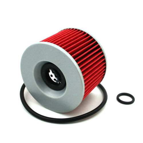 8x Oil Filter For KAWASAKI KZ400D Z400 KZ400S Z1F KZ650B Z650SR KZ650B Z500
