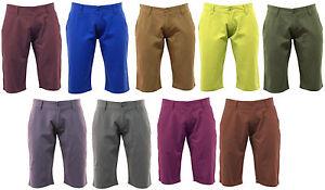 Mens-Kushiro-Chino-Shorts-Smart-Casual