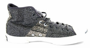 Converse Mens shoes JP Johnny FS Hi Stretch Limo Size 46 RRP £51 ... a863d81dd