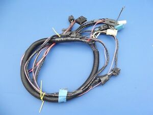image is loading 84-85-corvette-c4-bose-under-dash-wiring-