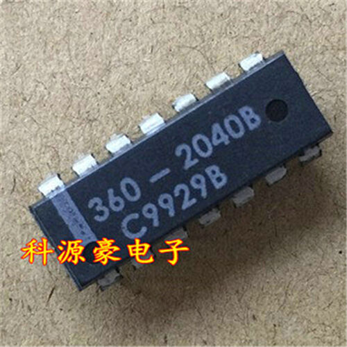 5pcs 360-2040B DIP14 Automobile computer panel vulnerable chip