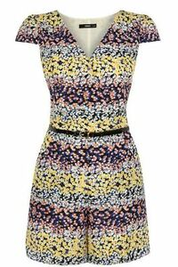 Oasis Playsuit 12 Floral Floral Oasis Ditsy agqFYF