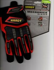 Hardy Mens Profssional Series Mechanics Work Gloves Large Only