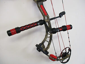 Extreme Dymatrix Offset Double Stabilizer System W/Adj. Wts., 8 Colors
