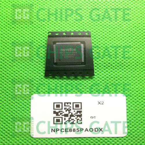 1PCS Brand New NPCE885PAODX NPCE885PA0DX QFP IC Chip