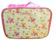 Gisela Graham Fairy Oilcloth School Lunch Bag