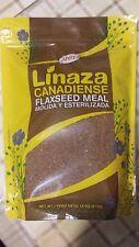 Ibitta  Flax Seed Meal Linaza Canadiense 18 oz 02/2018  Molida Estirilizada