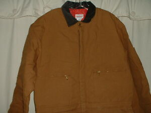 Wearguard Insulated Coveralls Xl Tall Ebay