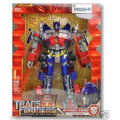 Used Transformer Movie RA-01 Optimus Prime TAKARA TOMY