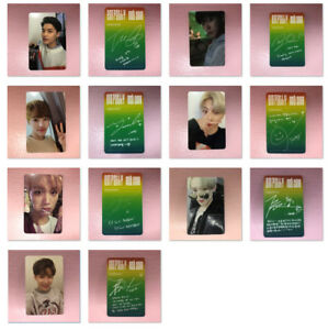 Details about NCT Official PHOTOCARD 1st Album NCT 2018 EMPATHY Dream Ver   Photo Card SELECT