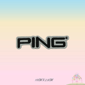 Ping-Bikers-Logo-Embroidered-Iron-On-Patch-Sew-On-Badge-Applique