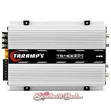 NEW Taramps TS400X4 Tara Class D 400 W RMS 4-Channel Car Amplifier