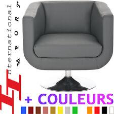 LUXE 289€ NEUF Chaise Tabouret de BAR cuisine salon FAUTEUIL relax lounge design