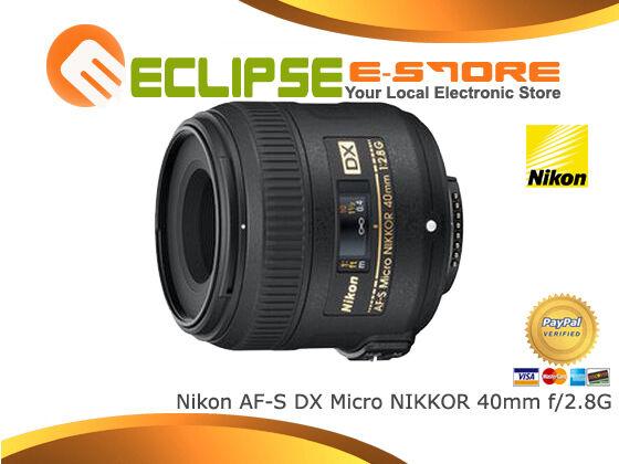 Brand NEW Nikon AF-S DX Micro NIKKOR 40mm f/2.8G lens