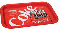 Coca Cola Tin Collectible have A Coke Vintage Coke Serving Tray Red