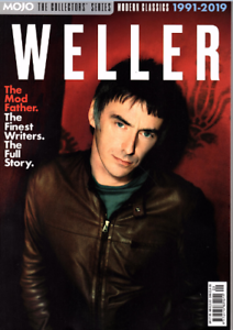MOJO-THE-COLLECTORS-039-SERIES-Magazine-Paul-Weller-Pt-2-1991-to-2019