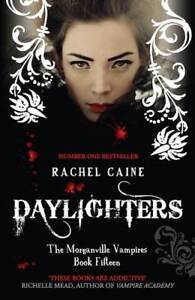Daylighters-Morganville-Vampires-Rachel-Caine-Used-Excellent-Book