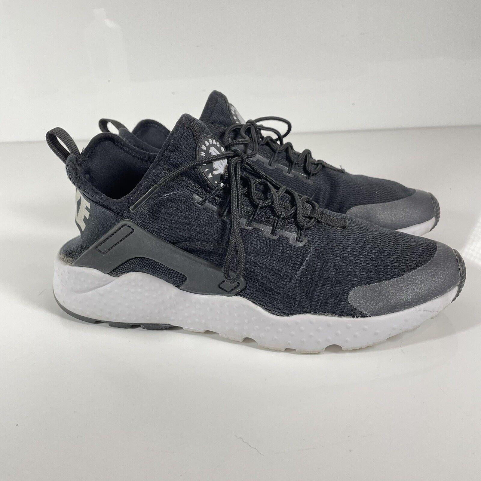 Adelante sarcoma toxicidad  Nike Air Huarache Ultra Women Trainers in Black & White 819151 001 UK 5.5  EU 39 for sale online | eBay