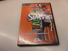 PC  Die Sims 2: Open For Business