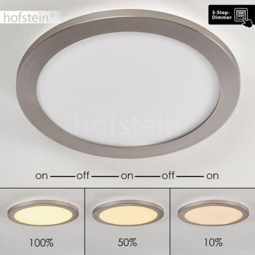runde LED Bad Decken Lampen Flur Dielen Wohn Schlaf Bade Zimmer Leuchten dimmbar