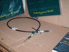 MAZDA E2000 / E2200 2.0  2.0i / 2.2D SINGLE REAR BRAKE CABLE FKB1563 First Line