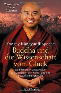 Buddha-und-die-Wissenschaft-vom-Glueck-Ein-tibetischer-M-Buch-Zustand-gut