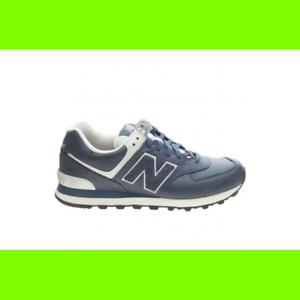 New Balance Ml 574 Klub bluee Mis-4