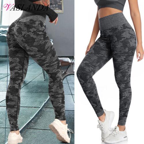 Women Scrunch Butt Lift Yoga Pants Anti-Cellulite Gym Fitness Tie Dye Leggings