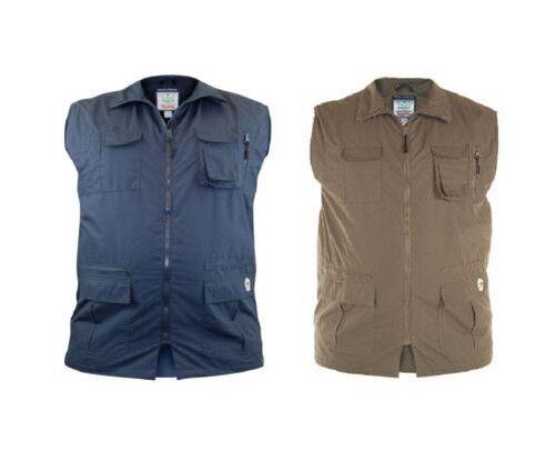 D555 viele Taschen Jäger Weste /Weste (Enzo) Größen 1XL to 8XL,2 Optionen