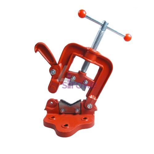 BlueSpot Abrazadera de tubería Vice Con Bisagras 7mm-75mm auto bloqueo reversible de herramientas de tubos
