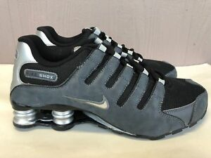 quality design 3f326 394cf ... Nike-Shox-NZ-si-Grande-Jeunesse-Gs-Chaussures-
