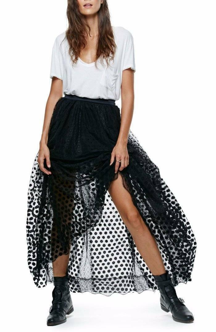 NWT Free People Dreaming Of You Tutu Maxi Skirt  148.00 Multiple Sizes