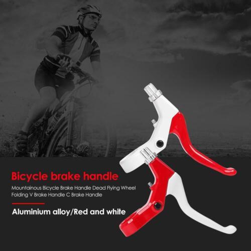 Bicycle Brake Handle Aluminum Alloy V-brake Disc Mountain Bike Brakes Lever Part