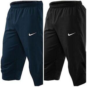 Soplar Visión Asalto  Nike Pants 3/4 Pants Training Short Sport Bermuda Shorts | eBay