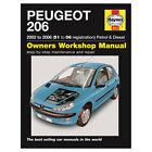 Haynes 4613 PEUGEOT 206 Owners Workshop Manual 2002 to 2009