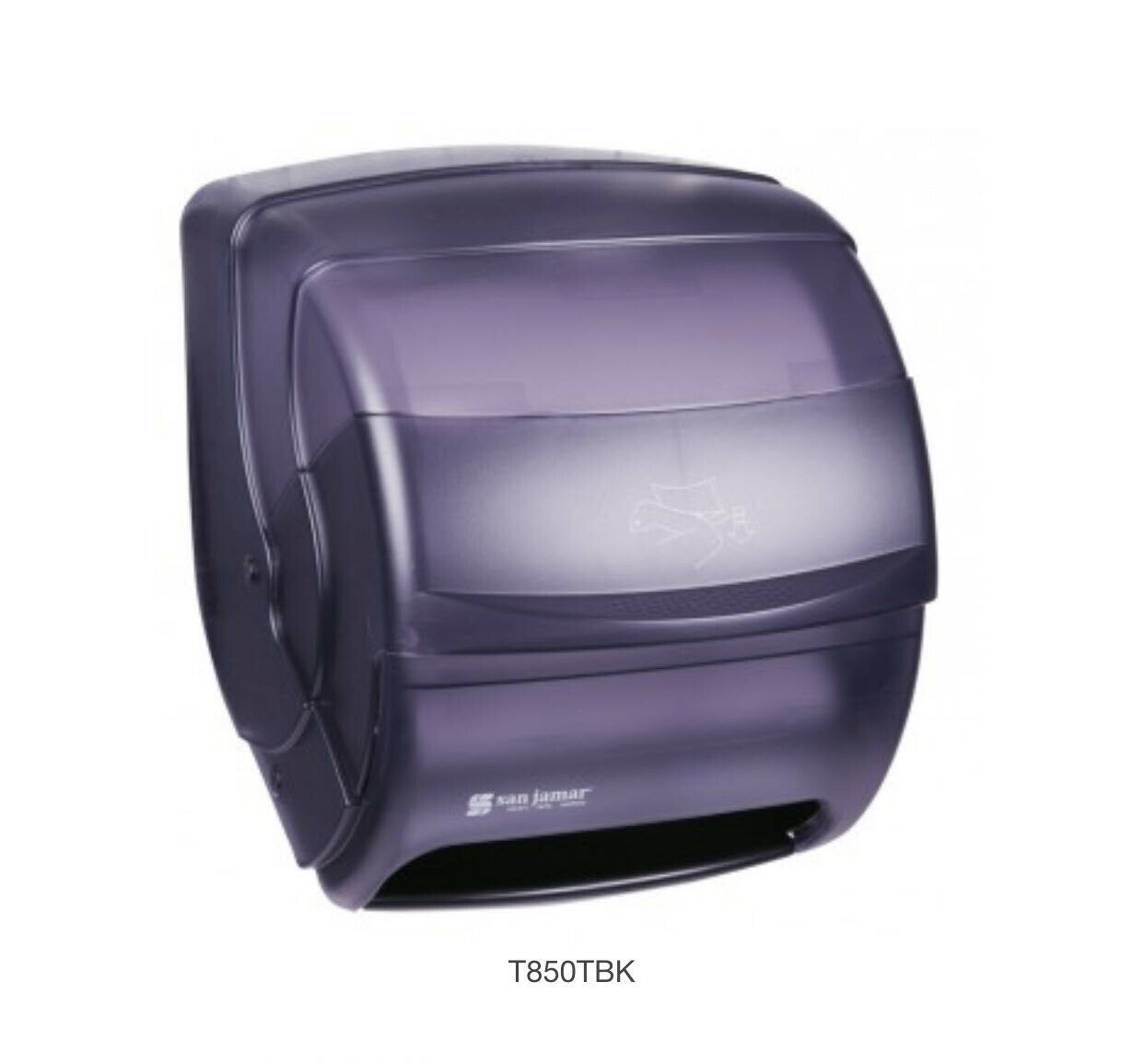Enviromaster T850tbkenv Integra Roll Towel Dispenser Black Pearl For Sale Online Ebay