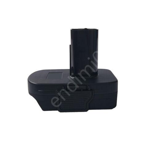 1Pcs Dewalt 20V Slider Li-ion Batteries to Craftsman 19.2V Power Tools Adapter
