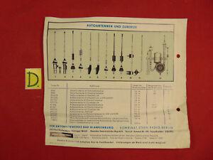 2019 Mode Antennen Und Zubehör Teilkatalog 1977 Hochglanzpoliert Antiquitäten & Kunst