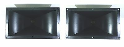 (1)Pair USED JAY2061 Horn & Driver,Replacement ForYamaha S115iV Speaker Cabinet
