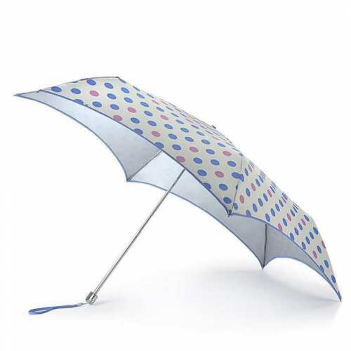 Fulton Parasoleil UV Protection Compact Folding Umbrella in Various Prints