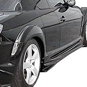 For Mazda RX-8 04-11 Side Skirt Rocker Panels M-1 Speed Style Fiberglass Side