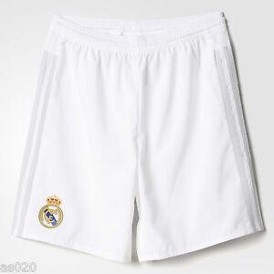 Nuovo Bambino Real 201516 Ragazzo Adidas Junior Madrid Home Calcio rYA7qrwH